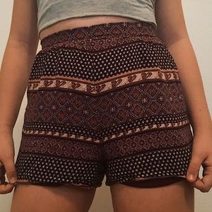 Charlotte Russe: High-waisted Shorts